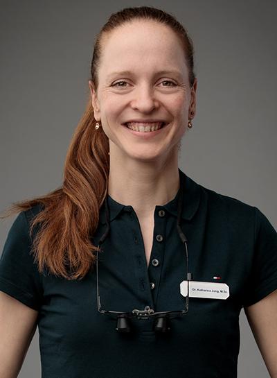 Dr. med. dent. Katharina Jung, M.Sc.